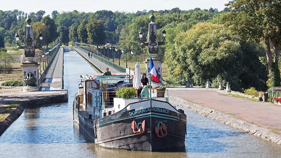 Szene aus Fluss des Lebens – Geliebte Loire
