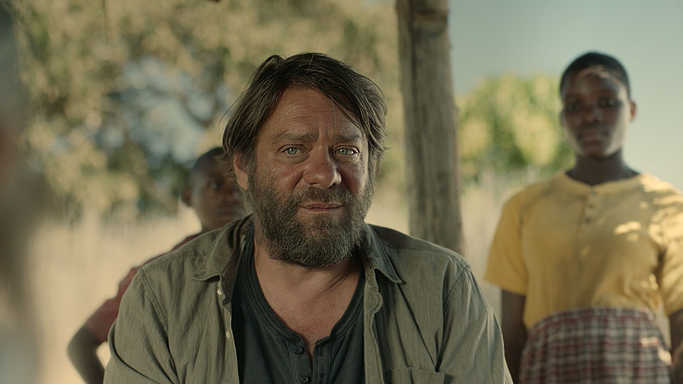 Szene aus Okavango